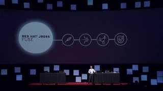 Craig Muzilla delivers middleware keynote at 2015 Red Hat Summit
