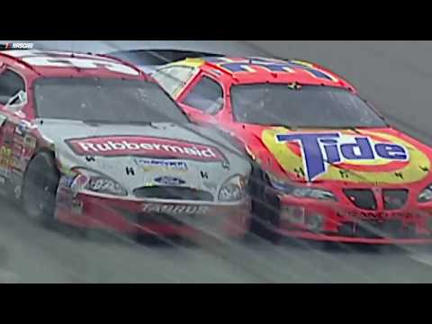 From the Vault: Relive the famous 2003 Darlington finish