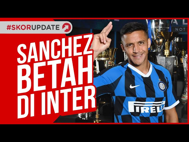 INTER MILAN SIAP PERMANENKAN SANCHEZ