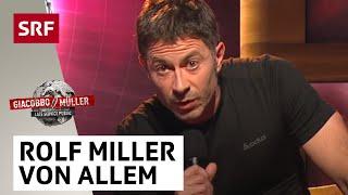 Rolf Miller über ein wenig von allem