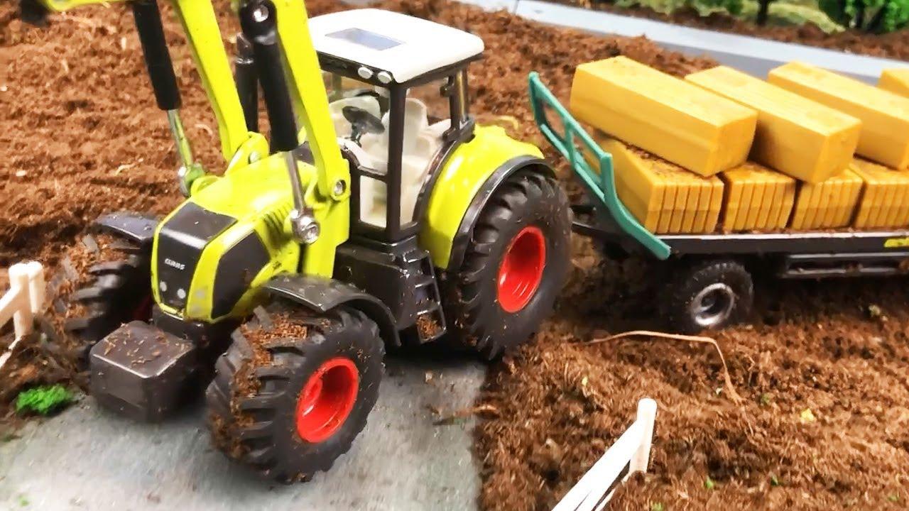 клип про трактор - 8