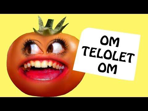 Om Telolet Om wkwkwkkw - Tomat Lebay