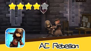 Assassin's Creed Rebellion - Ubisoft - Standard Mission 16-17 Recommend index four stars