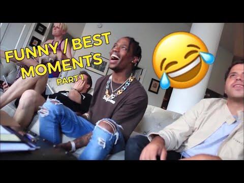 TRAVIS SCOTT FUNNY / BEST MOMENTS