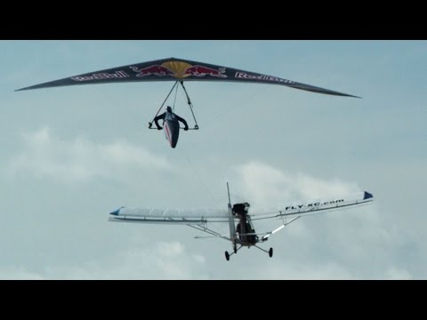 Hang Glider Attempts Distance World Record | Chasing Thermals