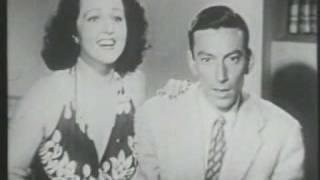 "Hoagy Carmichael & Dorothy Dandridge ""Lazy Bones""  1941"