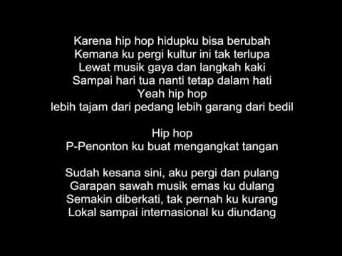 saykuji tetap hiphop lyrics