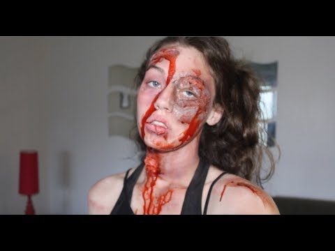 I GOT JUMPED PRANK ON BOYFRIEND!! (EXTREME)