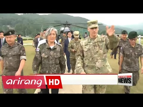 S. Korea-U.S. alliance at critical juncture to address threat from