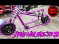 Drag Mini Bike Build Ep2