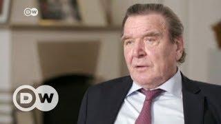 Altkanzler Schröder rät zur Neuauflage der Großen Koalition | DW Deutsch