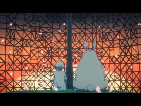 "Myuk – 魔法 (Official Video) / Waboku × A-1 Pictures ""BATEN KAITOS"" / アニメ ""約束のネバーランド"" Season 2 EDテーマ"