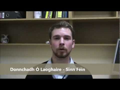 Cork SF Family Home Tax Campaign: An invitation from Donnchadh Ó Laoghaire