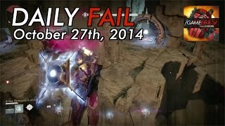 The Daily Fail for October 27, 2014