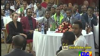 EBC Special - Entertaining Interview with Writer Zenebe Wola and Behailu G-Medhin