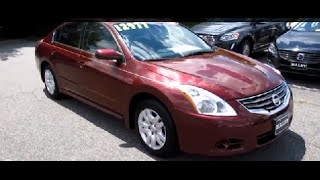2010 Nissan Altima 2.5S Walkaround, Start up, Full tour and Overview