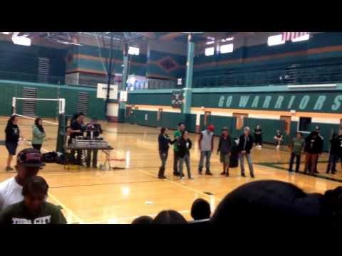Tuba City Arizona High School.. Warriors!! Homecoming.. October 11, 2013