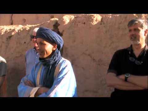The Fascinating Berbers or Tuaregs - Erfoud, Morocco