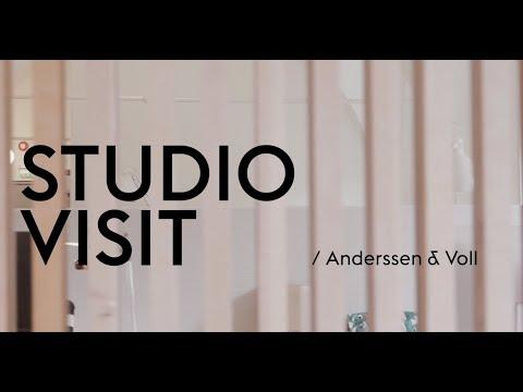 Muuto Studio Visit—Anderssen & Voll