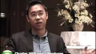 Interview w Charles Williams at 2008 World 14.1 Championship Pool & Billiard