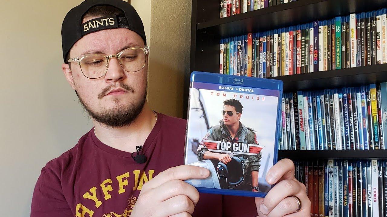 Download Blu-Ray Backlog: Top Gun (1986) | Movie #31
