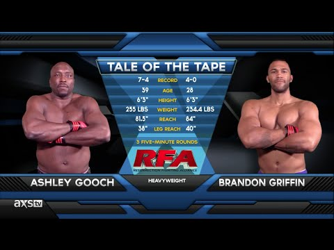 Fight of the Week: Ashley Gooch Survives, Then Drops Bombs at RFA 26