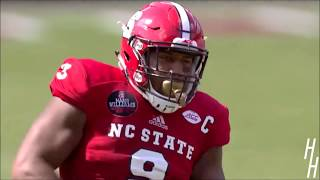 2018 NFL Draft DE Rankings with Highlights || HD