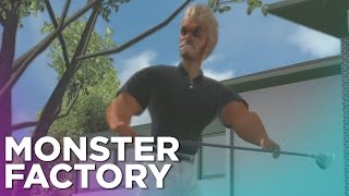 Monster Factory: Making a Golf All-Star in Tiger Woods