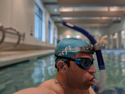 WaterFi Waterproof Headphones For Swimming Review