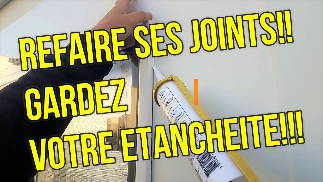 Attention Infiltrationsmeilleure Méthodepourrefaire Ses Joints