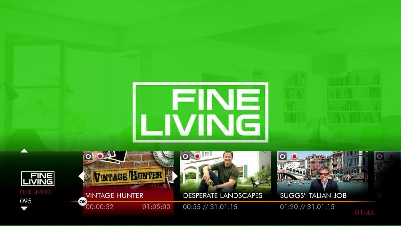 Fine Living Network na hrvatskom - YouTube