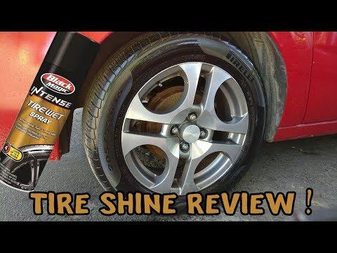 Review: Black Magic Intense Tire Wet Spray
