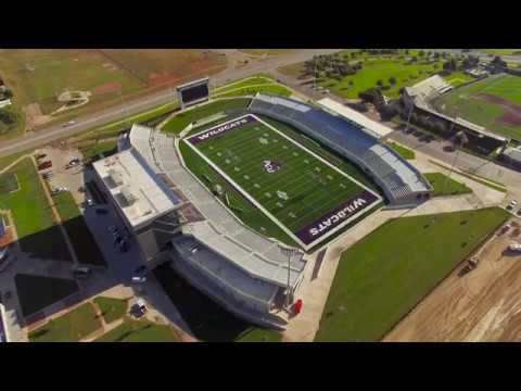 ACU Football | Wildcat Stadium Tour