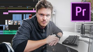 How To Edit Videos Like a PRO in Adobe Premiere