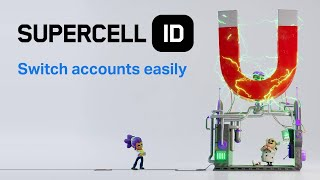 Gambar cover Clash Royale: Switch Accounts with Supercell ID! 😲📱