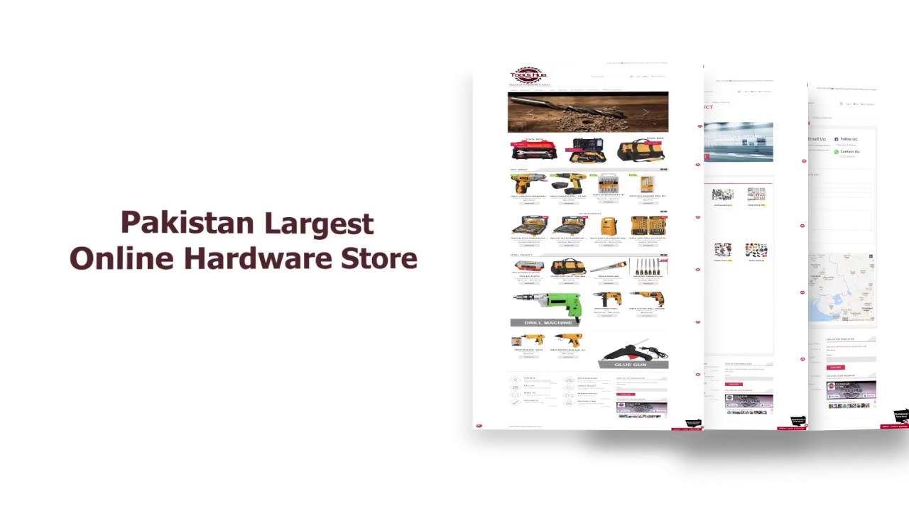 TOOLS HUB | Pakistan's 1st Online Hardware Store