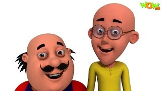 Jungle hai Jungle hai - Motu Patlu song