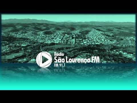 Prefixo - São Lourenço FM -  91,1 MHz - São Lourenço/MG