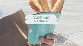 [Vlog]캐나다 브이로그 | 집에서 밥 해먹고 어학원…