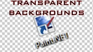 How To Give ANY Image a Transparent Background - Paint.Net (FREE)
