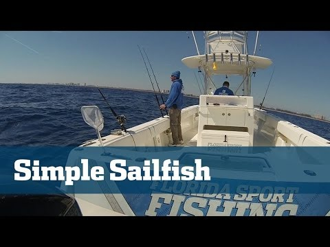 Florida Sport Fishing TV Kite Fishing: How To Kite Fish