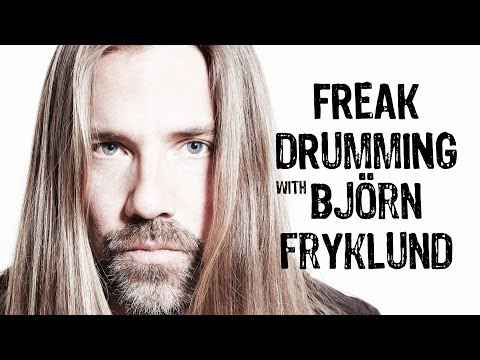 Freak Drumming with Björn Fryklund - The Rights to You mp3