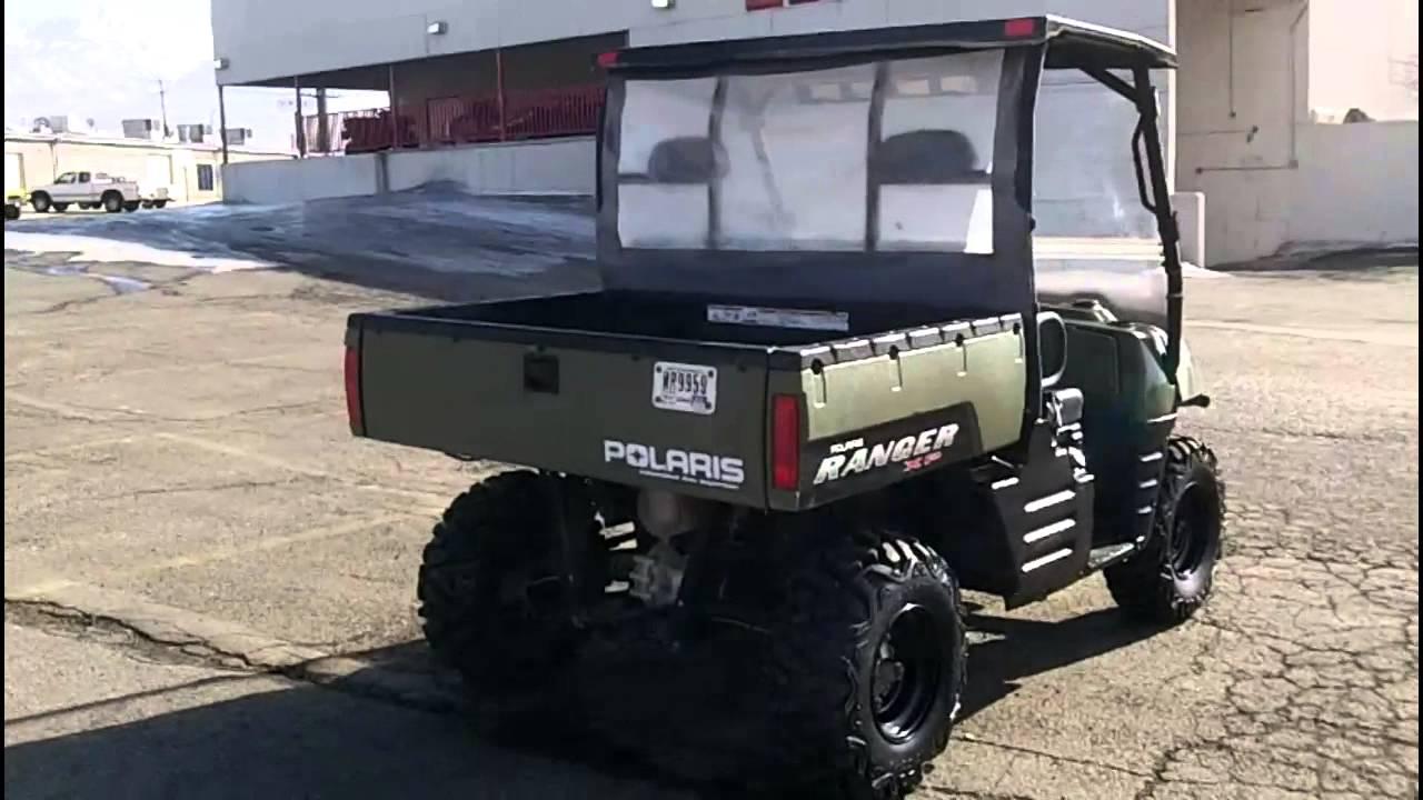 2006 Polaris Ranger 700 XP  YouTube