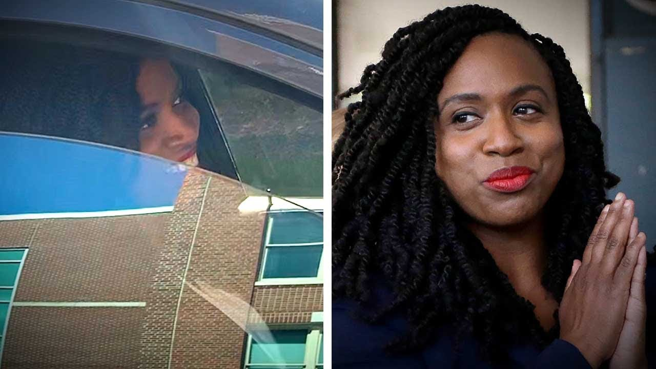 "Ayanna Pressley: ""No rift"" between her and The Squad after voting pro-Israel 