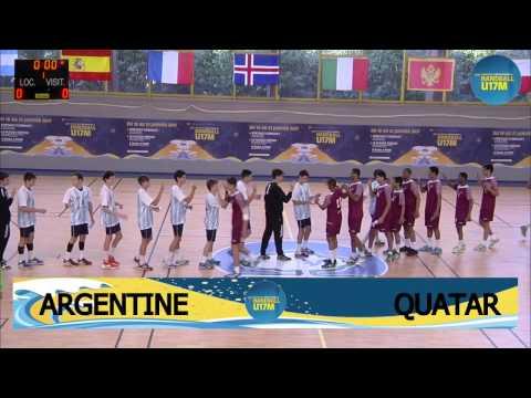 M32 I ARGENTINA-QATAR I Mondialito2017 19/01