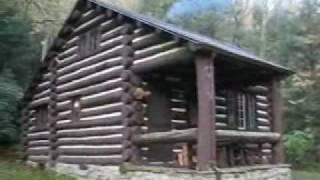 babcock state park cabin 13