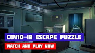 COVID-19 Escape Puzzle · Game · Walkthrough