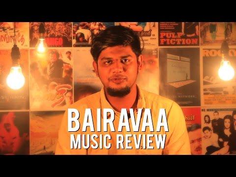 Bairavaa Music Review | Vijay | Santhosh...