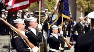 U.S. Navy Memorial Celebrates Navy Birthday; SIFOREX 2014 Concludes (HL10)