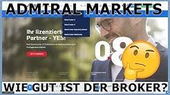 Wie gut ist Admiral Markets? ++ Vorstellung & Erfahrungen   Forex & CFD Broker